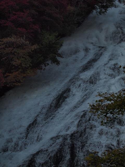 湯滝の激流