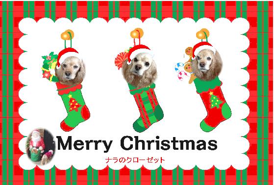 20131213クリスマスカード
