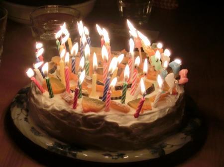 ファイヤーケーキ