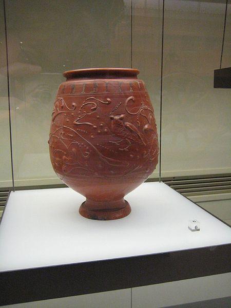 a ローマ テラ土器