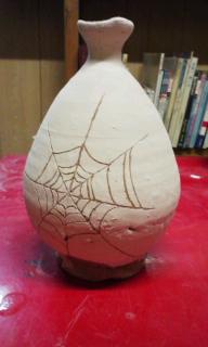 a 蜘蛛の網 1