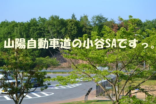 2013・5小谷SA