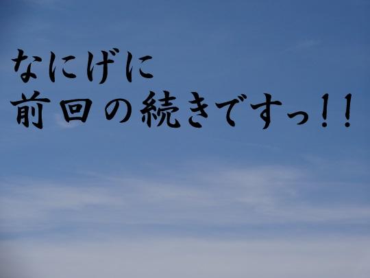 本日スペシャルゲストあり!