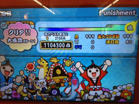 Punishment 全良