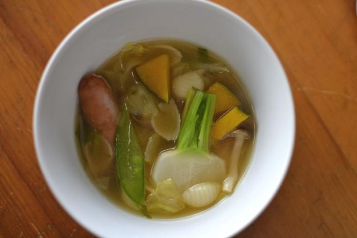 ポトフ風なスープ