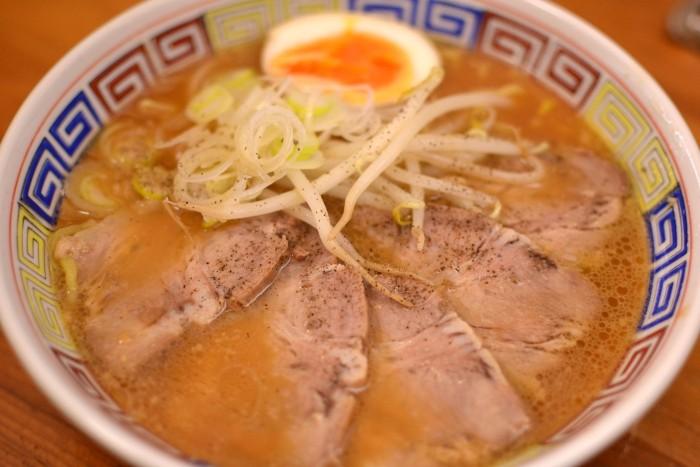 味噌チャーシュー(札幌桑名)