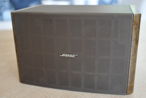 Bose 121 Before