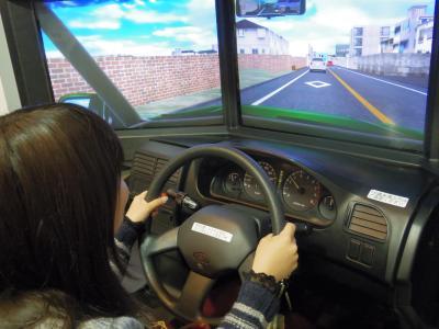 運転シミュ
