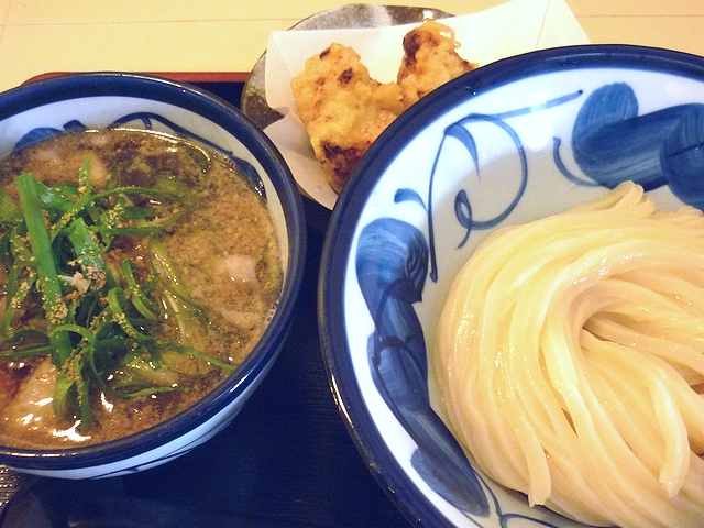 讃々 肉つけ麺