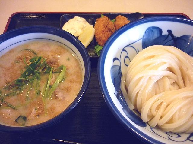 白味噌つけ麺