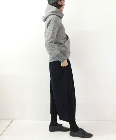 evameva / エヴァムエヴァ wool sarrouel pants