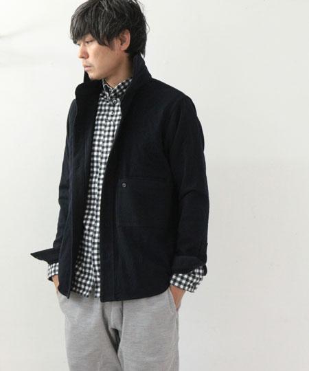 nisica / ニシカ ワイドカラージャケット