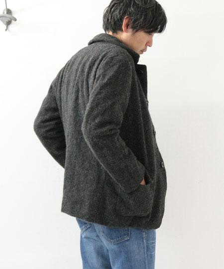 nisica (ニシカ) ツイードジャケット