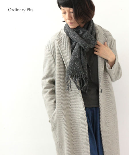 Ordinary Fits / オーディナリーフィッツ TAILOR COAT wool