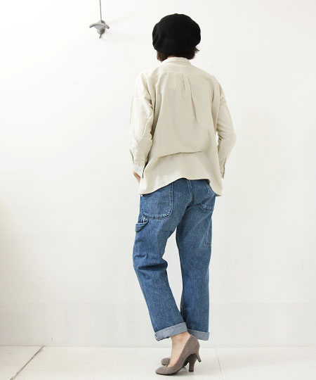 Ordinary Fits / オーディナリーフィッツ PAINTER PANTS used wash