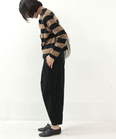 Ordinary Fits / オーディナリーフィッツ TUCK PANTS
