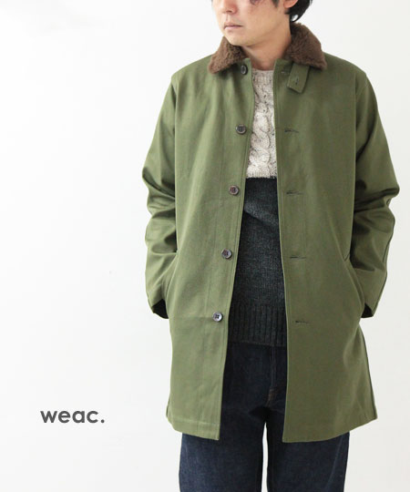 weac. (ウィーク) ウィーコート