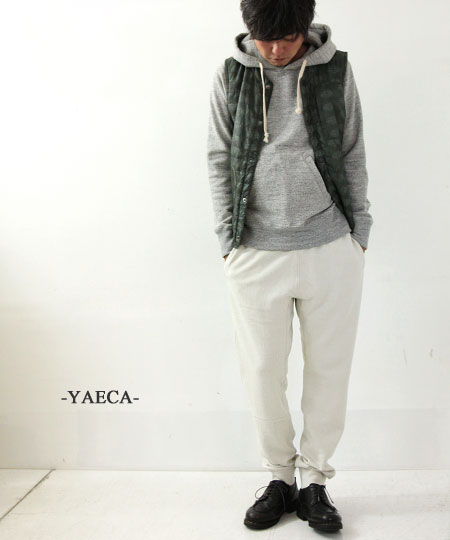 YAECA / ヤエカ STOCK sweat pants