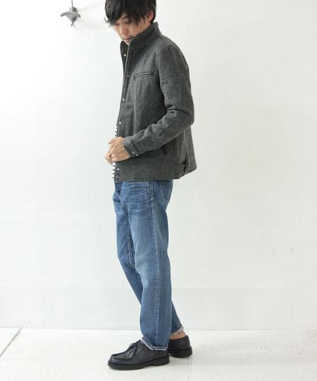 UNIFORMER (ユニフォーマー) SHORT JACKET WALLACE