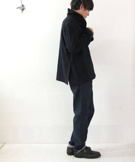 TATAMIZE / タタミゼ shawl collar jkt