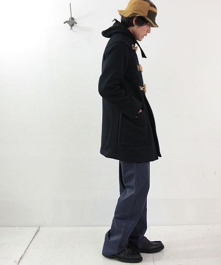 TATAMIZE (タタミゼ) duffle coat