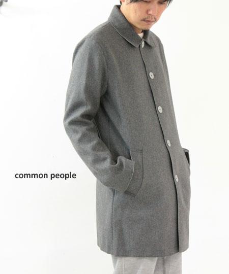 common people / コモンピープル RAW EDGE MAC CHALKE