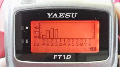 GPS測位画面①