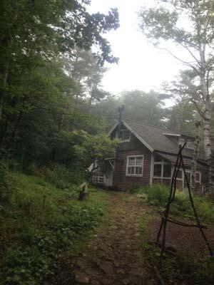 おばあちゃんの家