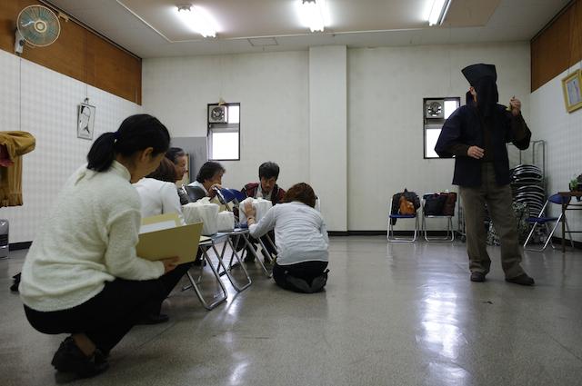 三毛猫稽古6
