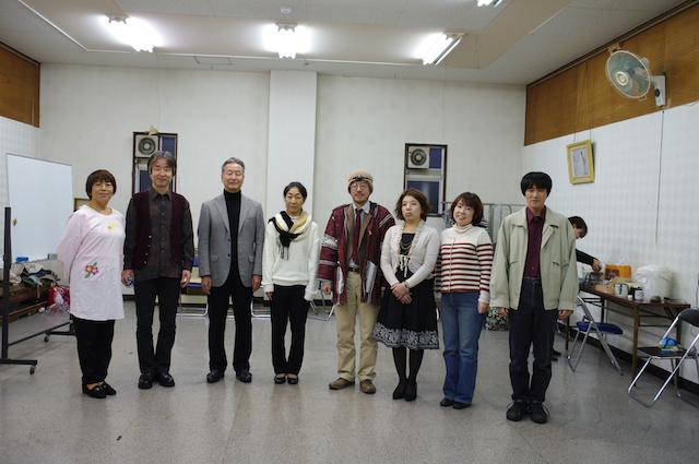 「三毛猫」出演者たち