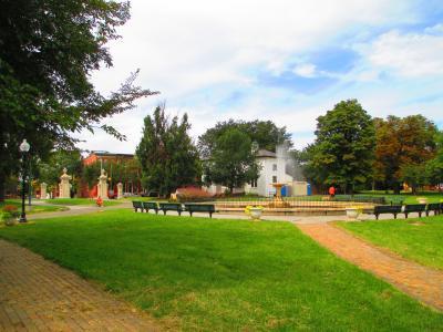 Ptterson Park③
