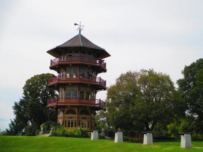 Ptterson Park②