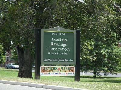 Rawlings conservatory③