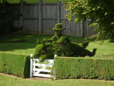 Ladew Topiary Gardens④