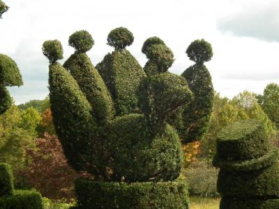 Ladew Topiary Gardens⑨