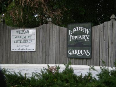Ladew Topiary Gardens①