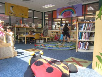 Cockeysville library③