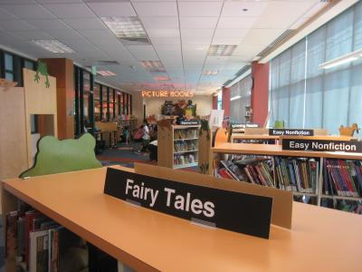 Cockeysville library②