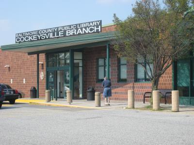 Cockeysville library①
