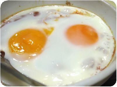 ハバネロ&トマトエッグ