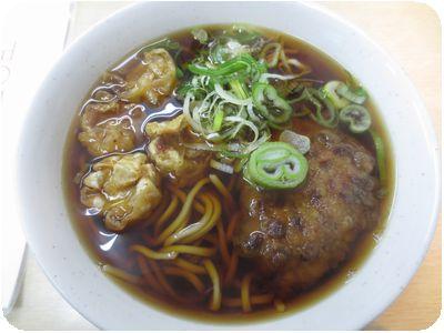 納豆天+揚げシュウマイ(4個)