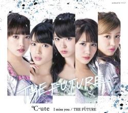 「I miss you/THE FUTURE」通常盤B