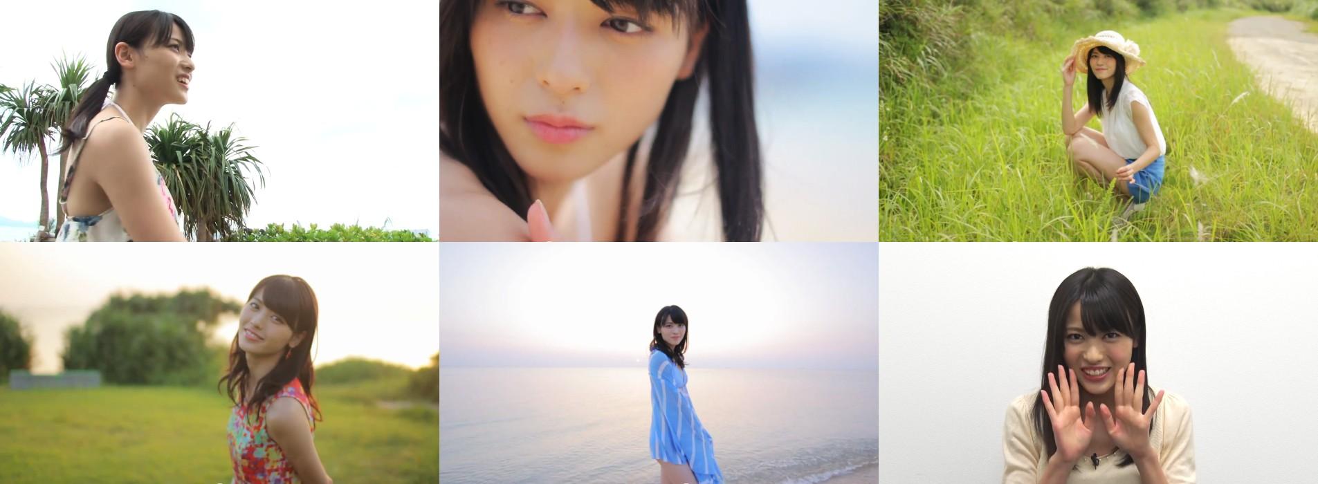 矢島舞美 初Blu-ray!