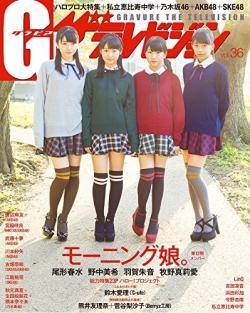 Gザ・テレビジョン B-side表紙