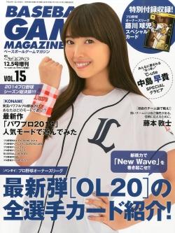 ベースボールゲームマガジン Vol.15