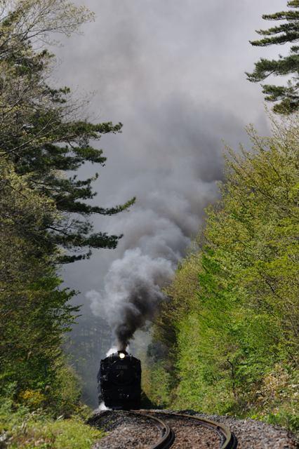 釜石線 D51498 ニセサミット