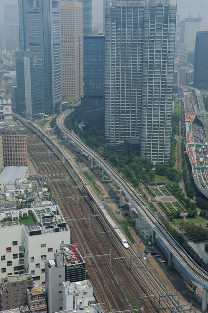東海道新幹線  700系  WTC