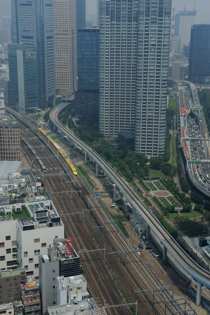 東海道新幹線 ドクターイエローT4編成  WTC