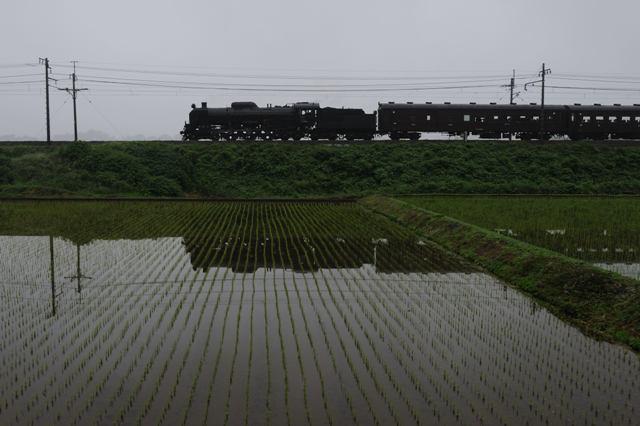 上越線 C6120 赤城町宮田