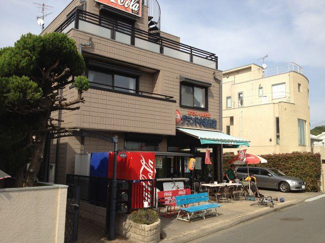 多摩川グランド小池商店